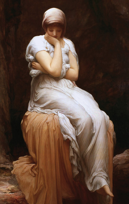 Frederic Leighton (1830-1896), Solitude