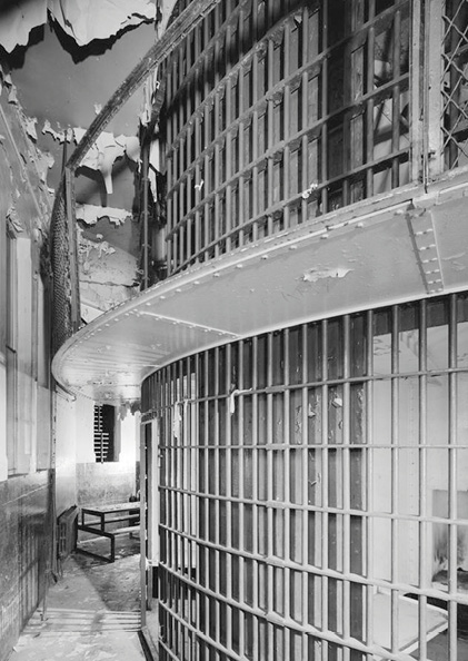 Montgomery County Jail, Indiana (date inconnue)