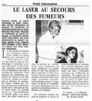 Document 4 : Exemple de publicité.