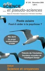 Science et Pseudo-sciences n° 270