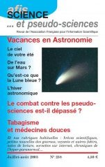 Science et Pseudo-sciences n° 258