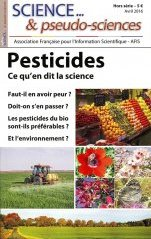 Science et Pseudo-sciences n° HS Pesticides