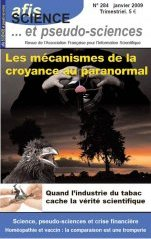 Science et Pseudo-sciences n° 284