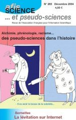 Science et Pseudo-sciences n° 265