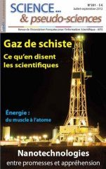 Science et Pseudo-sciences n° 301