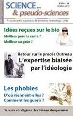 Science et Pseudo-sciences n° 314