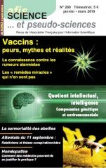 Science et Pseudo-sciences n° 289