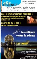 Science et Pseudo-sciences n° 290