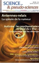 Science et Pseudo-sciences n° 299