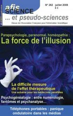 Science et Pseudo-sciences n° 282
