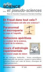 Science et Pseudo-sciences n° 255