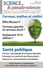 Science et Pseudo-sciences n° 319