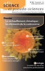 Science et Pseudo-sciences n° 291