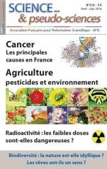 Science et Pseudo-sciences n° 316