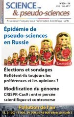 Science et Pseudo-sciences n° 320