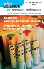 Science et Pseudo-sciences n° 269