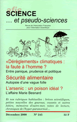 Science et Pseudo-sciences n° 245