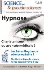 Science et Pseudo-sciences n° 313