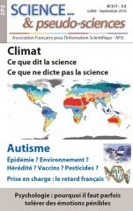 Science et Pseudo-sciences n° 317