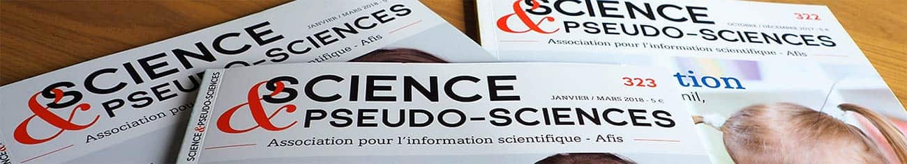 Sciecne et Pseudo-Sciences